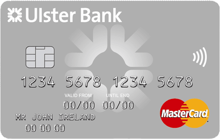Ulster Bank Student Credit Card
