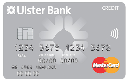 Credit cards personal banking ulster bank classic credit card reheart Choice Image