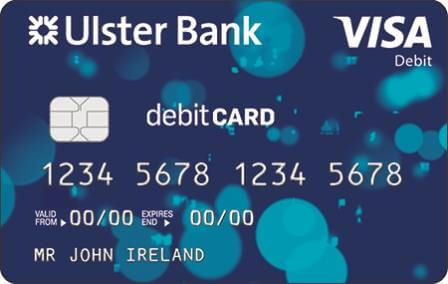 Debit Card With Current Account | Ulster Bank Current Accounts