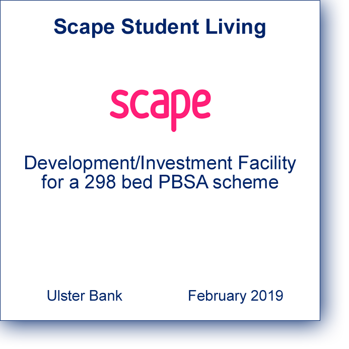 Scape Student Living